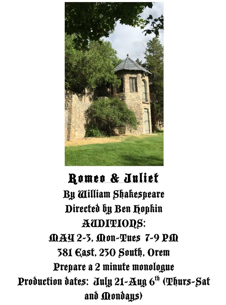 R & J flyer #2